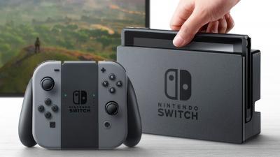 Nintendo Switch System Wallpaper 60388