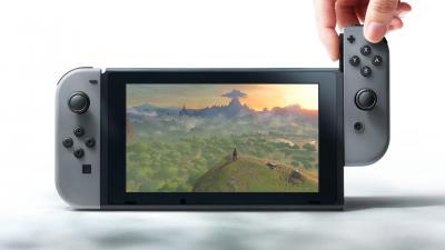 Nintendo Switch Wallpaper 60387