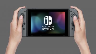 Nintendo Switch Widescreen Wallpaper 60385