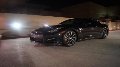 Nissan GTR Parking Garage Wallpaper 61861