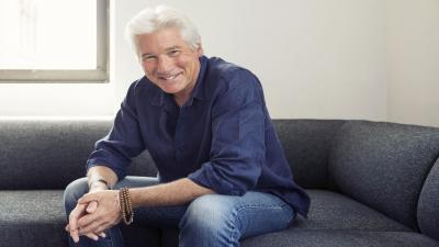 Richard Gere Smile Wallpaper 59505