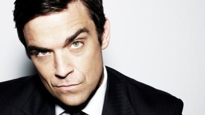 Robbie Williams Face Wallpaper 60939