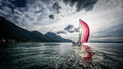 Sailboat Wide Wallpaper Pictures 59959