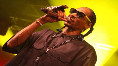 Snoop Dogg Performing Widescreen Wallpaper 59942