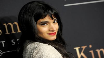 Sofia Boutella Celebrity Makeup Wallpaper 61108
