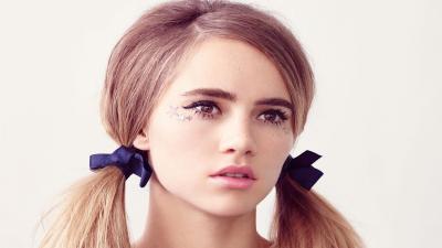 Suki Waterhouse Hairstyle Wallpaper 59423