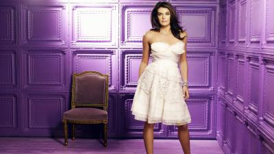 Teri Hatcher White Dress Wallpaper 59949