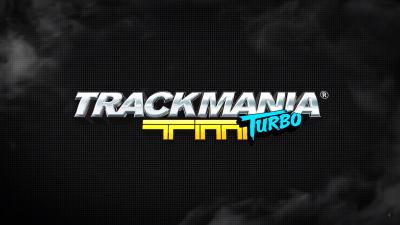 TrackMania Turbo Logo Wallpaper 61439