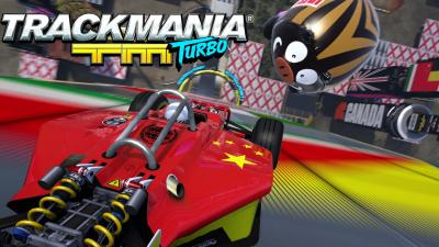TrackMania Turbo Video Game Wallpaper 61438