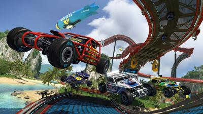 TrackMania Turbo Widescreen Wallpaper 61444