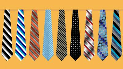 Various Men Ties Desktop Wallpaper 62410