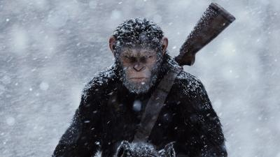 War for the Planet of the Apes Wallpaper Background 61309