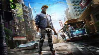 Watch Dogs 2 Game Wide Wallpaper 62000