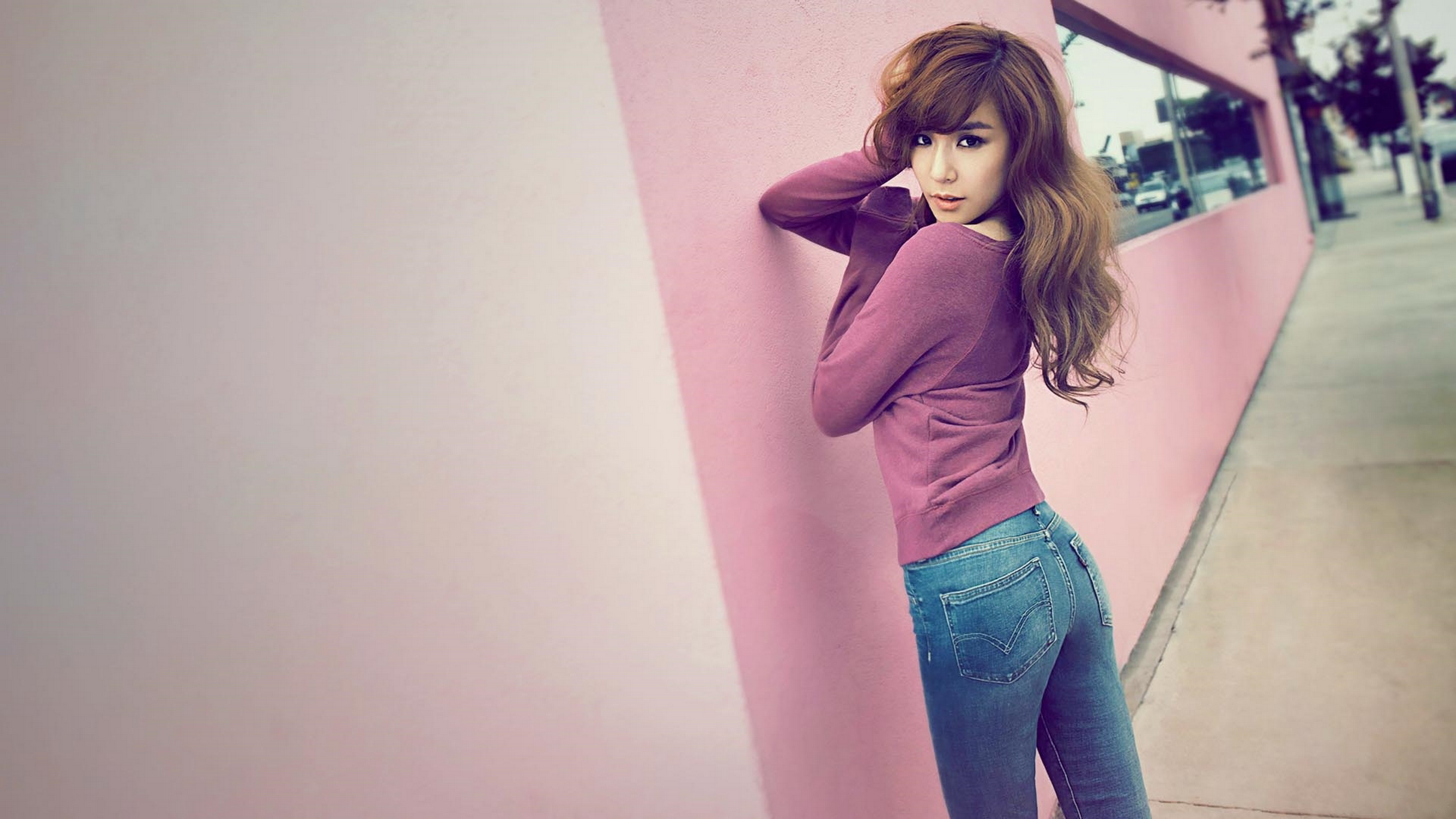 tiffany hwang widescreen wallpaper 61111
