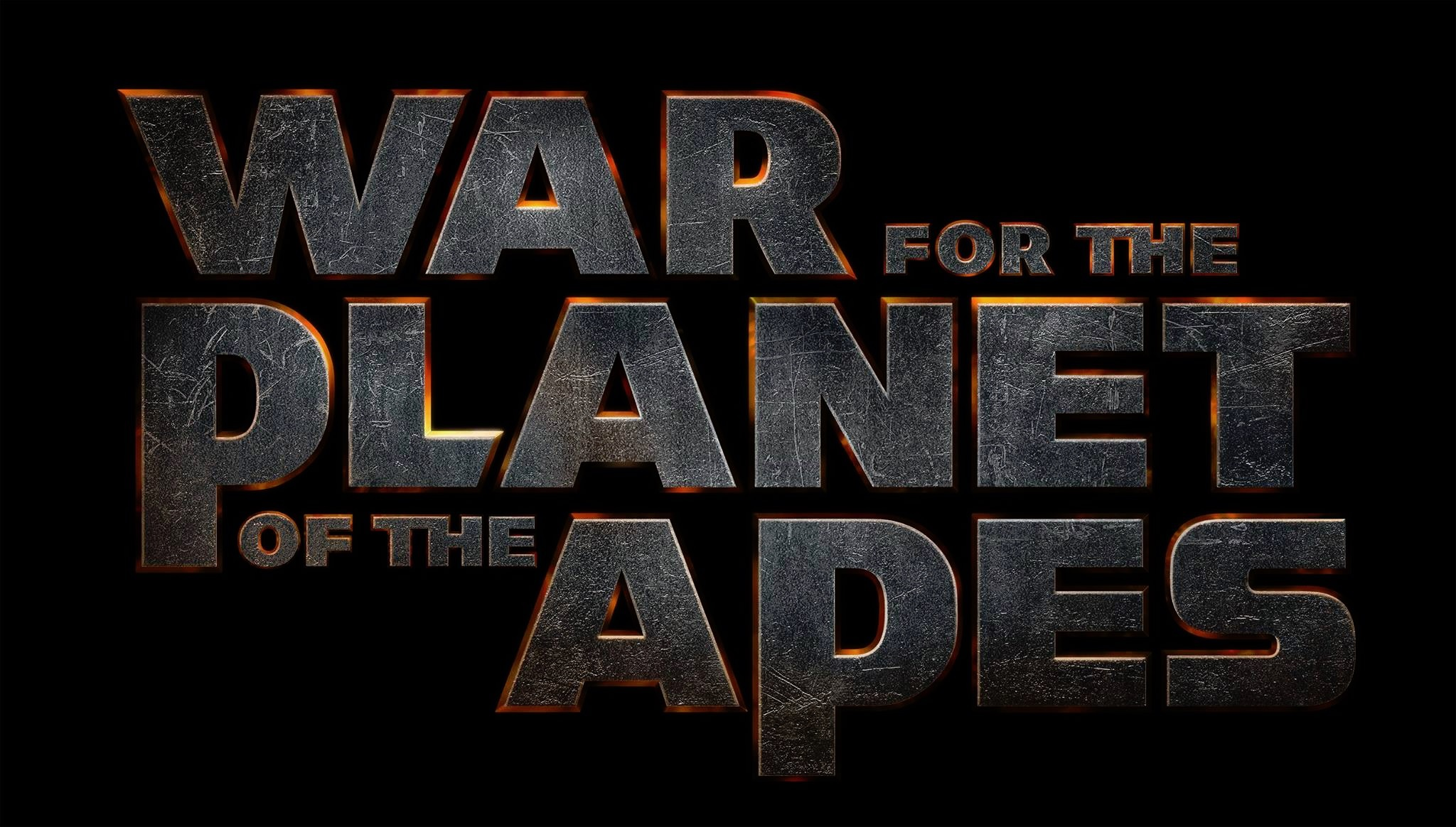 war for the planet of the apes logo wallpaper 61313