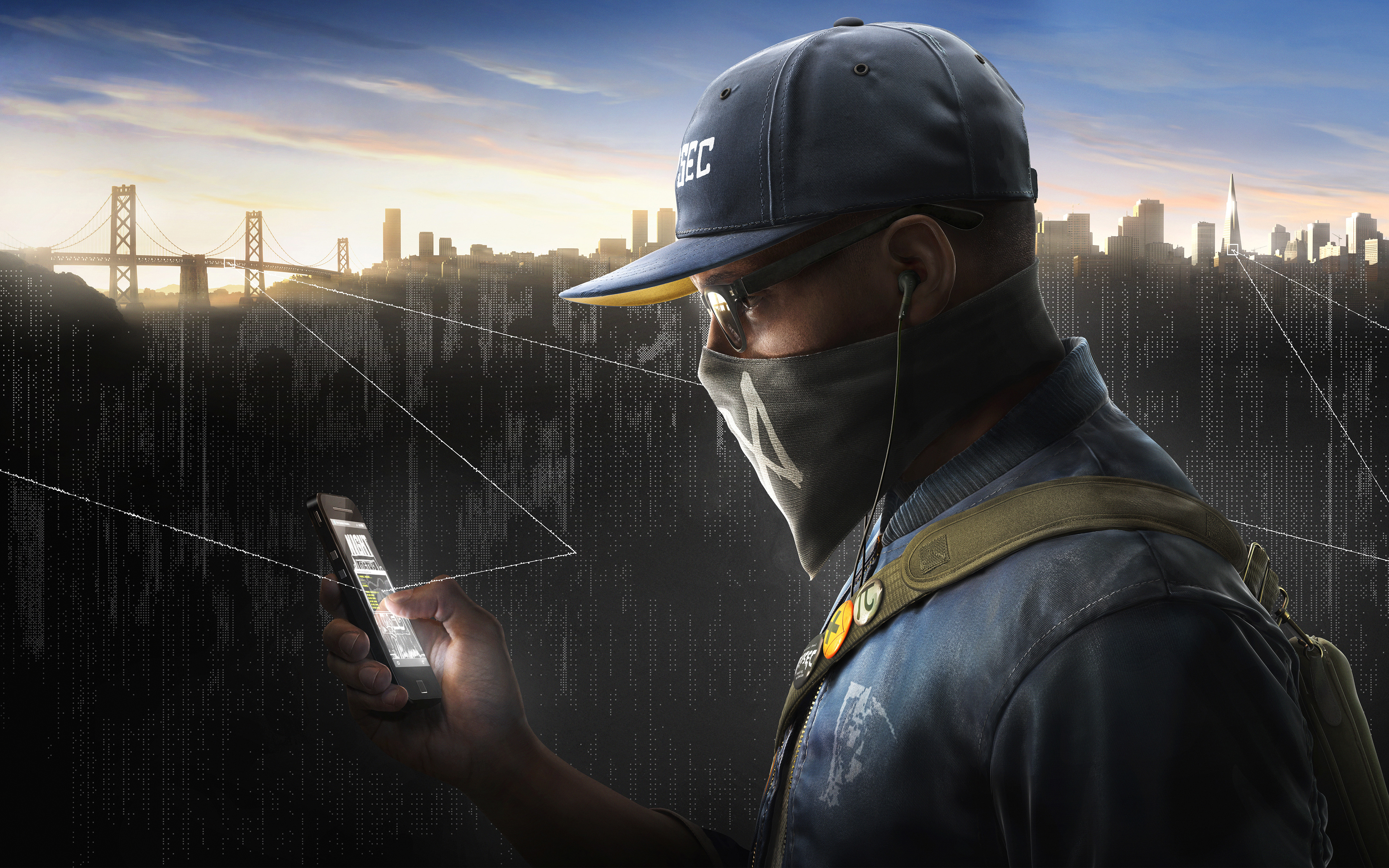 watch dogs 2 wallpaper background hd 62006