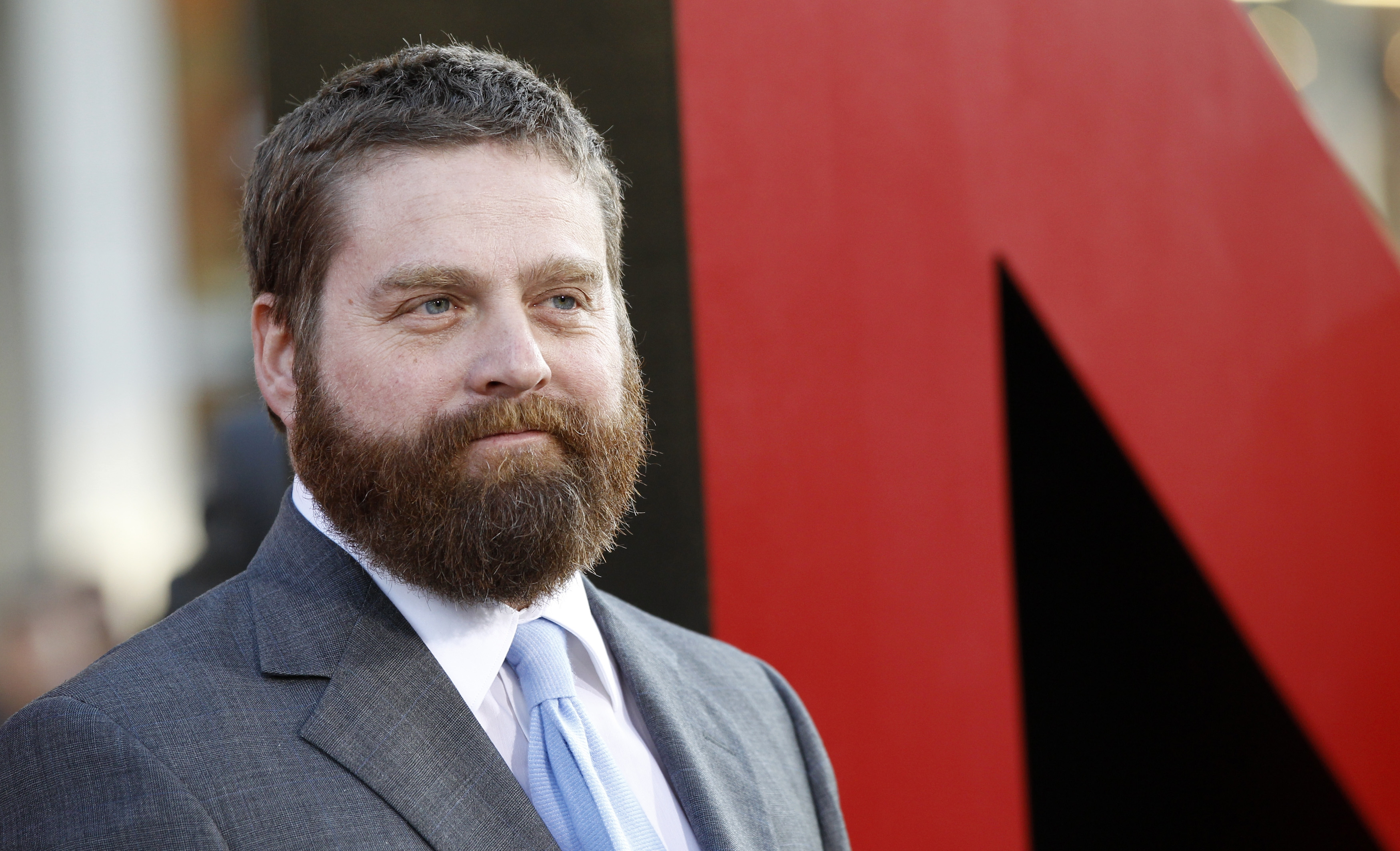zach galifianakis celebrity wide wallpaper 59417