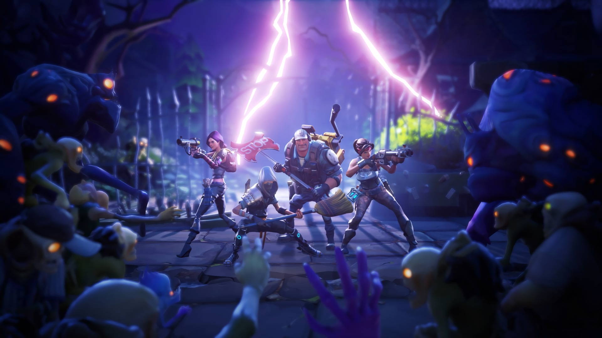 fortnite hd wallpaper 62265