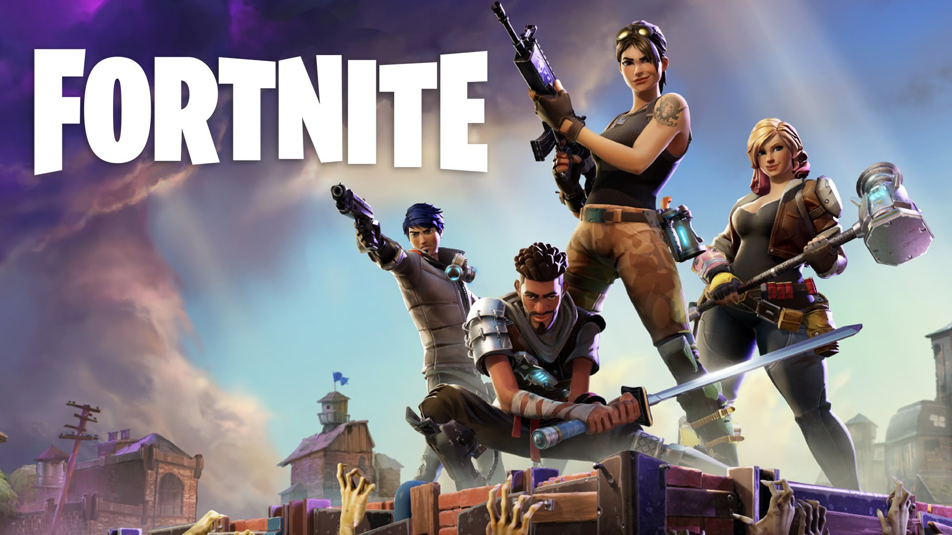 fortnite video game desktop wallpaper 62261