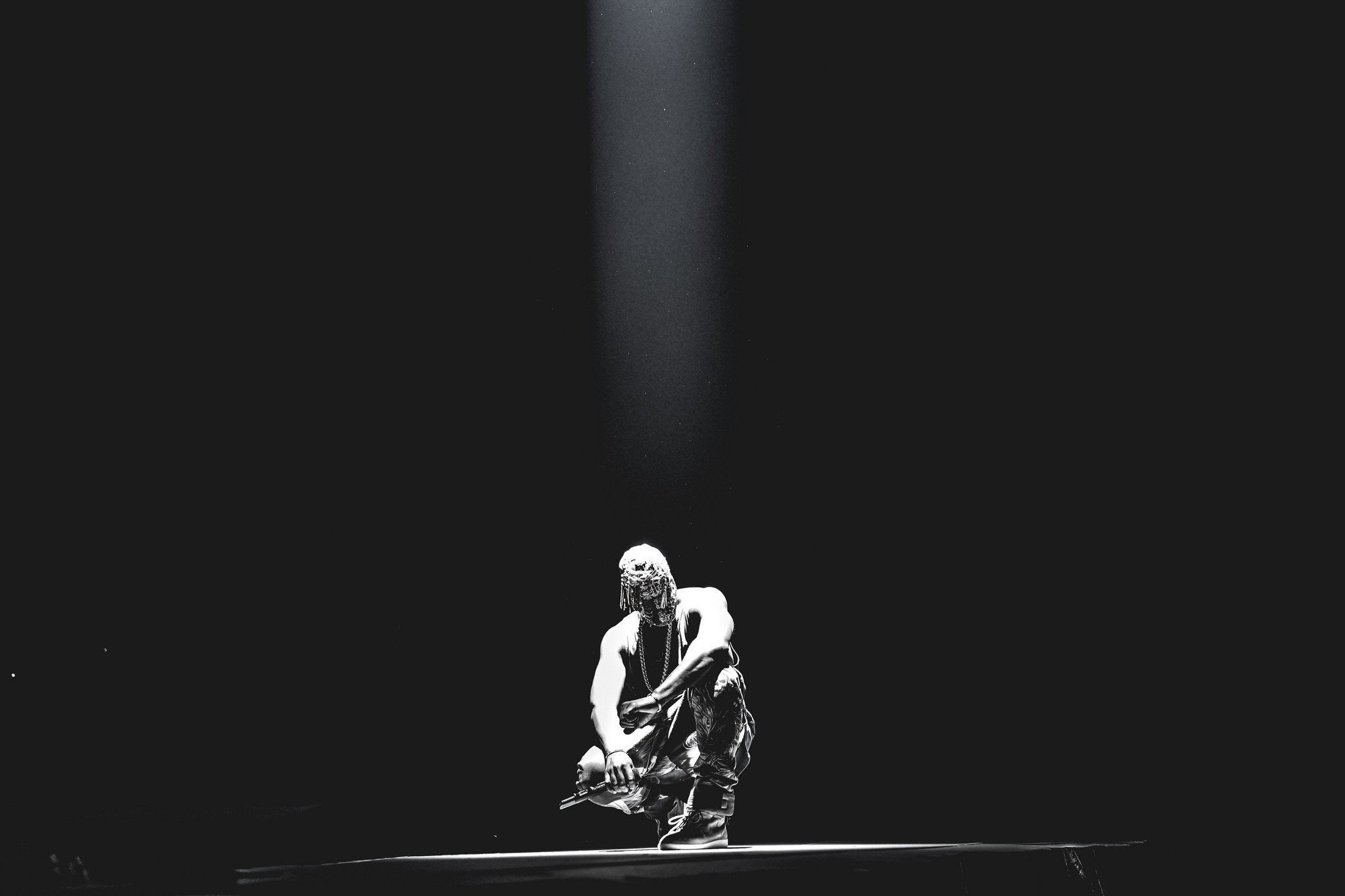 monochrome kanye west wallpaper 59577