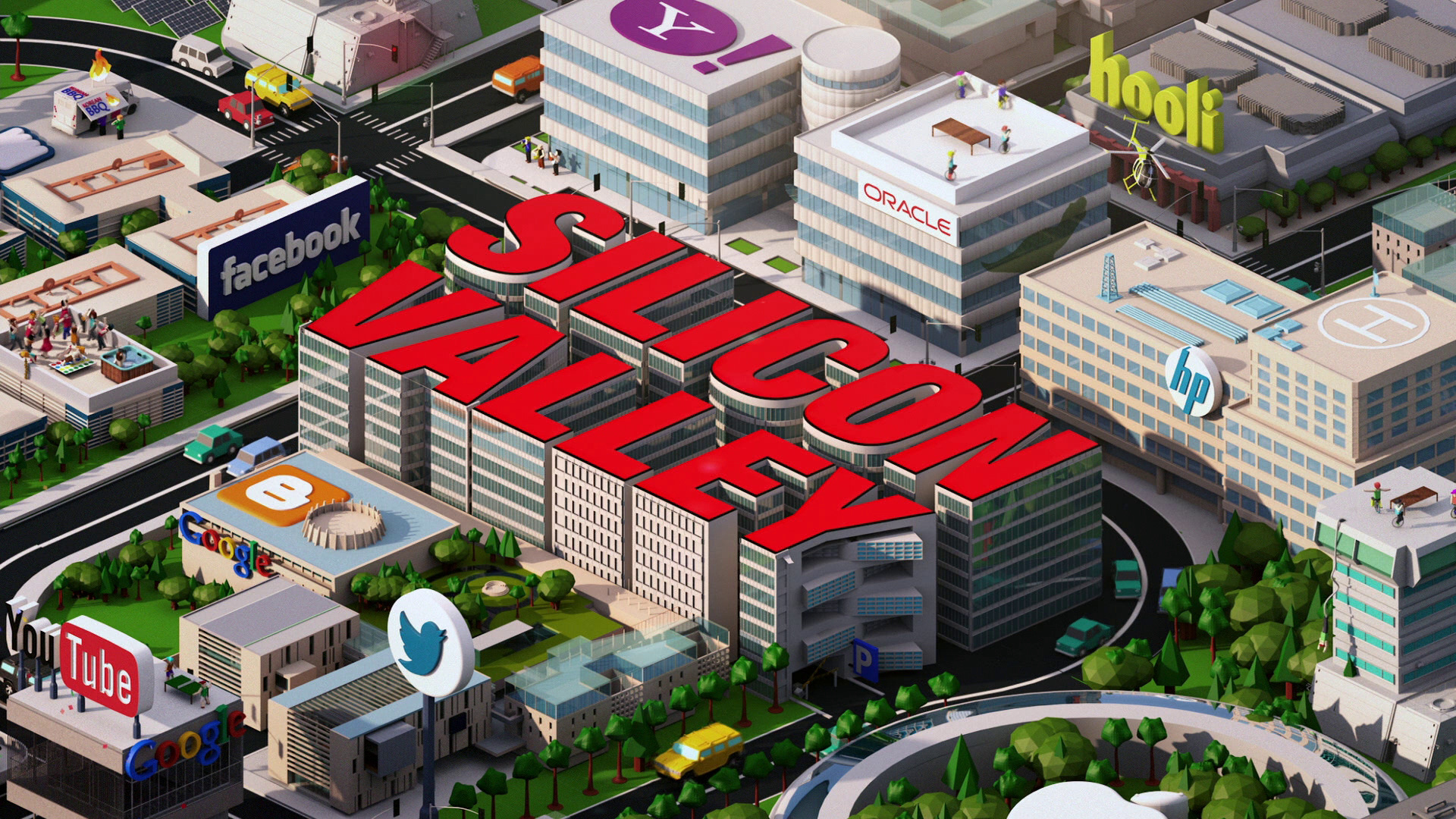 silicon valley tv series wallpaper hd ile ilgili görsel sonucu