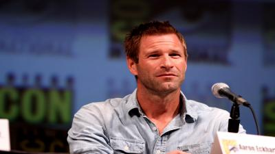 Aaron Eckhart Celebrity Wide Wallpaper 59404