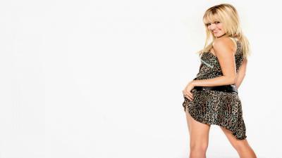 Ashley Roberts Smile Wallpaper 59625
