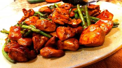 Asian Chicken Food Wallpaper Background 60025