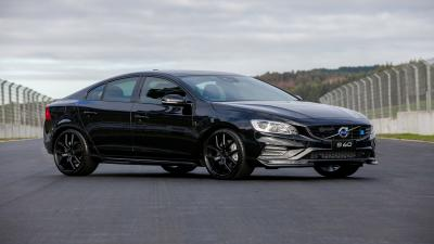 Black Volvo S60 Wallpaper 62015