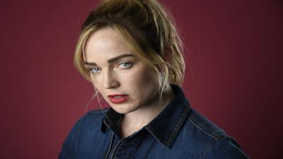Caity Lotz Makeup Widescreen Wallpaper 62248