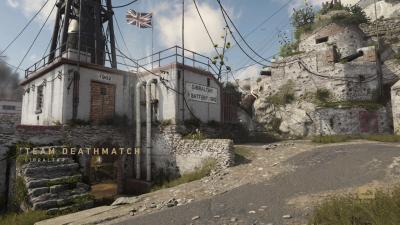 Call of Duty WW2 Gibraltar Team Deathmatch Wallpaper 62138