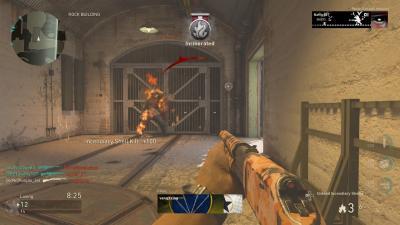 Call of Duty WW2 Incendiary Shell Kill Wallpaper 62139