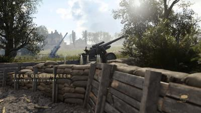 Call of Duty WW2 Sainte Marie Du Mont Team Deathmatch Wallpaper 62134