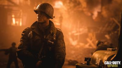 Call of Duty WWII Desktop HD Wallpaper 61210
