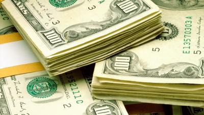 Cash Money Wide Wallpaper Background 61831
