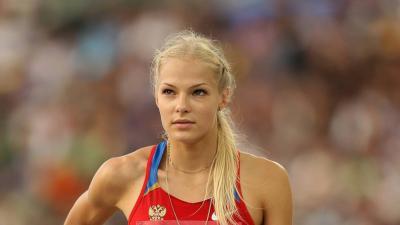 Darya Klishina Athlete Wallpaper 60267