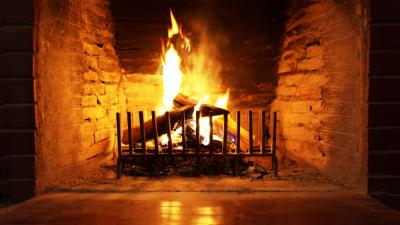 Fireplace Wallpaper Background HD 62181