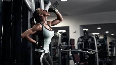Fitness Girl Computer Wallpaper HD 61771