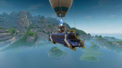 Fortnite Battle Bus Wallpaper 62254