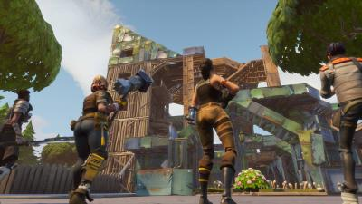 Fortnite Game Wallpaper 62253