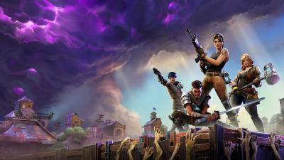 Fortnite Video Game Wallpaper 62259