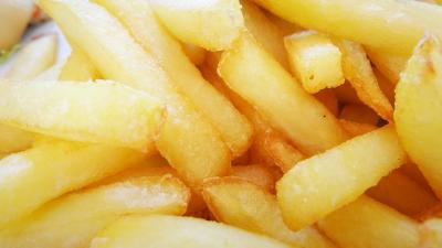 French Fries Up Close Wallpaper 61992