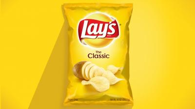Lays Classic Potato Chips Wallpaper Background 62438