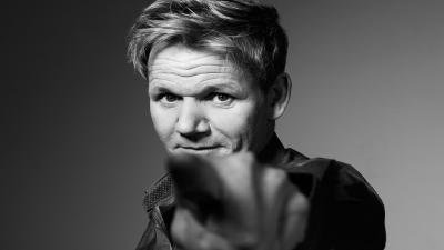 Monochrome Gordon Ramsay Wallpaper 60585