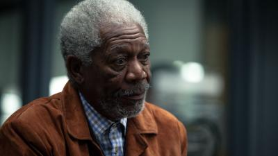 Morgan Freeman Actor Desktop Wallpaper 59385