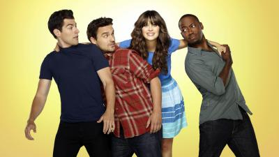 New Girl Computer Wallpaper 62039