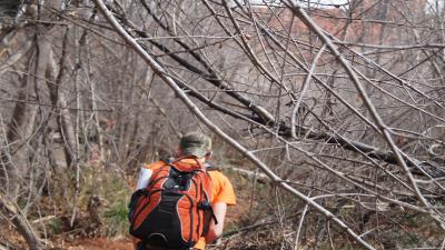 Sedona Hiking Backpack Wallpaper 61808