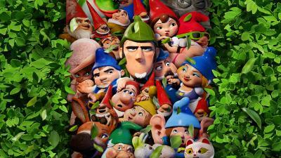 Sherlock Gnomes Widescreen Wallpaper 62432
