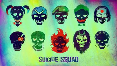 Suicide Squad Movie Desktop Wallpaper 61385