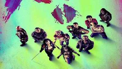 Suicide Squad Movie Wide Wallpaper 61373
